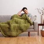 bearaby weighted biodegradable blankets