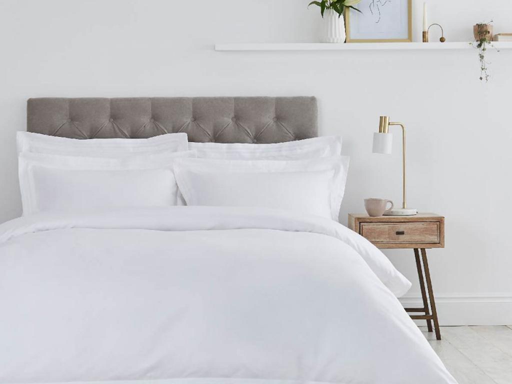 dusk bed linen range
