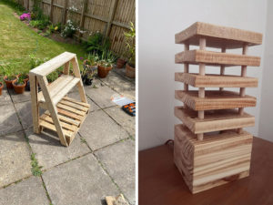 Here's the Best Ways You Can Upcycle Pallets into Furniture, According to Reddit
