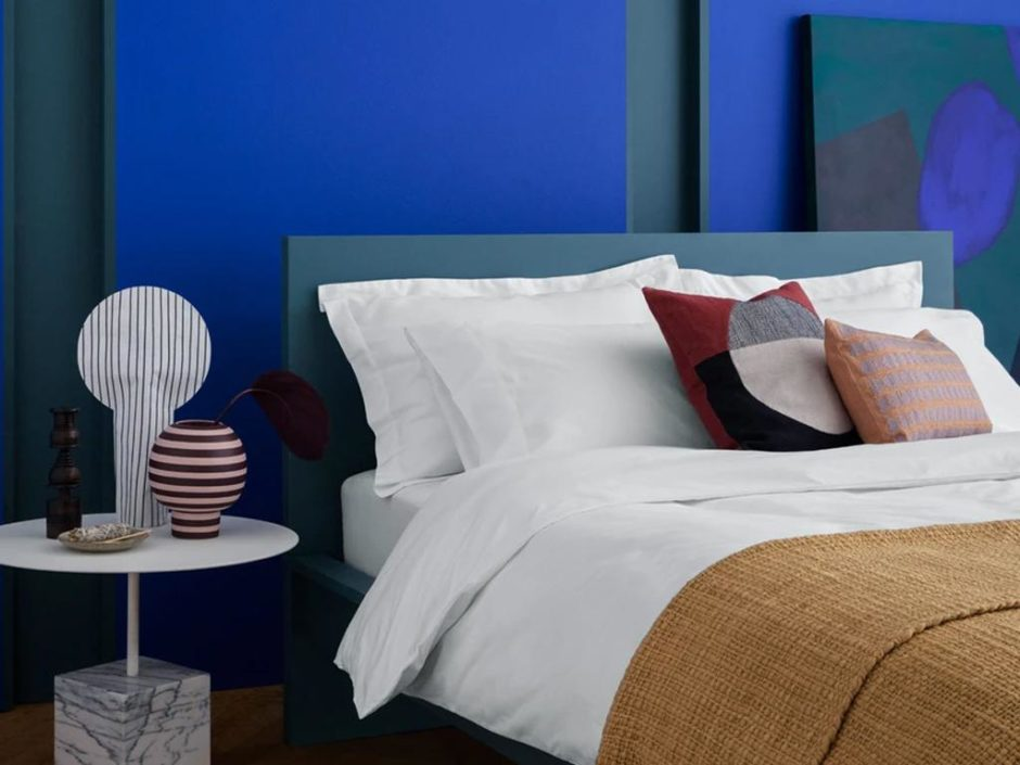 rise and fall bed linen
