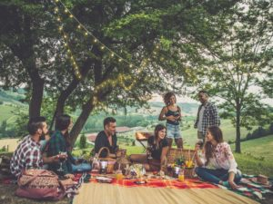 Backgarden Camping Could Help Fire Up Wanderlust at Home This Summer