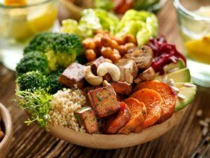 vegan society coronavirus study