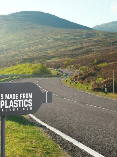macruber recycled plastic roads