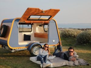 Pint-Sized Campers Are the No-Fuss, Green Way to Travel In 2020