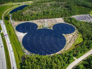 disney solar panel project