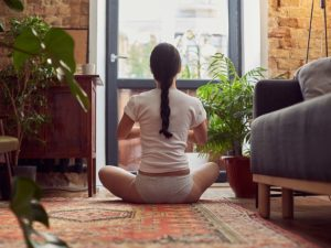 How to Create a Home Meditation Space, According to Experts