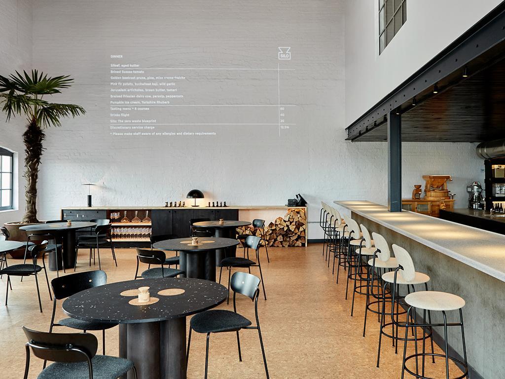 silo london sustainable restaurant