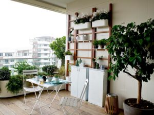 A Genius Way To Give Your Outdoor Space a Green Utopian Lift