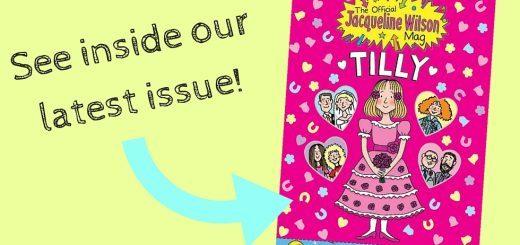 Sneak peek at latest issue