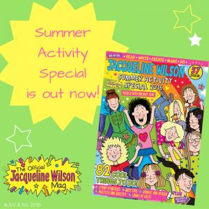 Summer Activity Special 2016