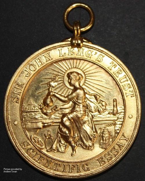 1931 Gold Medal