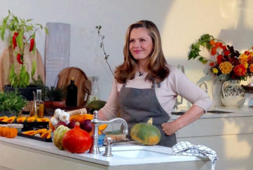 Liz Earle on This Morning
