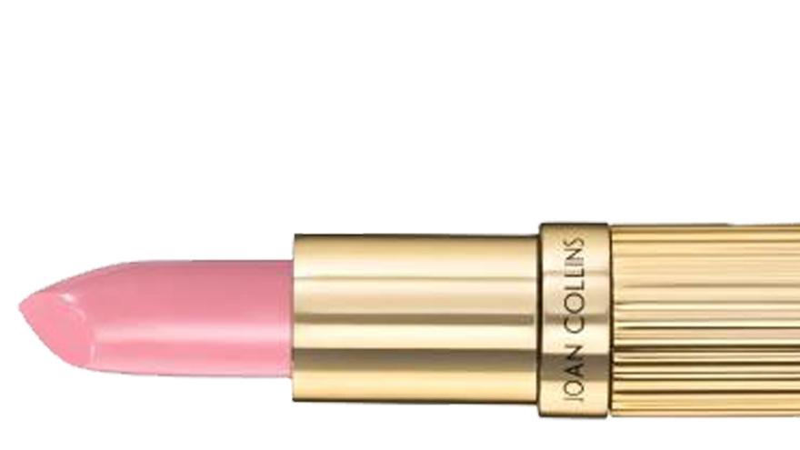 Joan Collins' lipstick