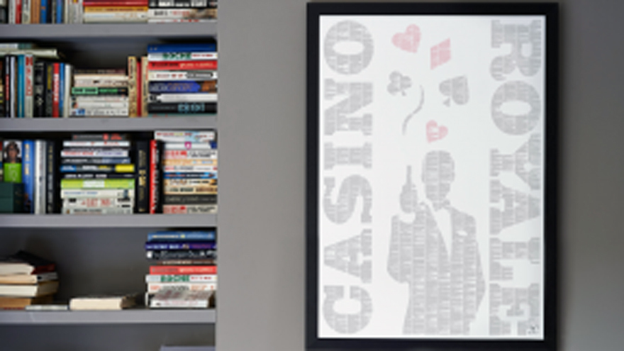 A Spineless Classics poster