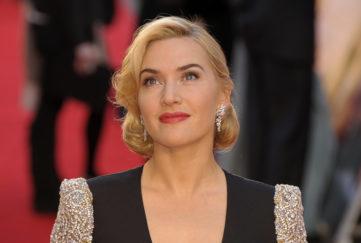 Actress Kate Winslet Pic: Rex/Shutterstock