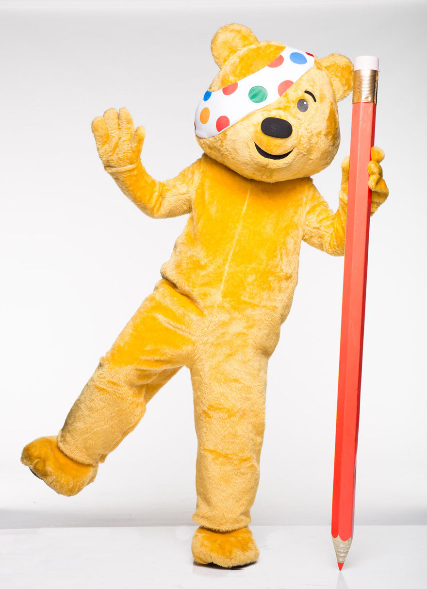 Pudsey's ready – are you?