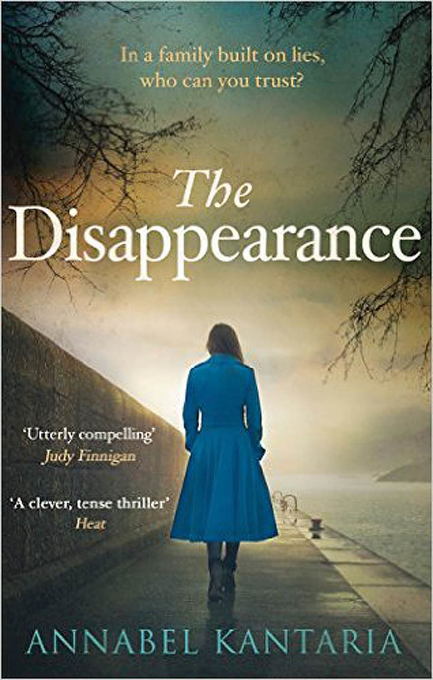 The Disappearance cover