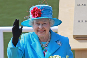 The Queen at 90 Pic: Rex/Shutterstock