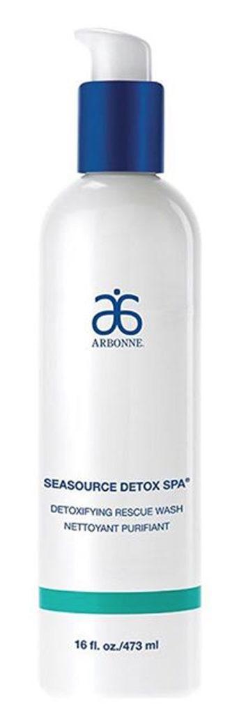 Arbonne Detox Rescue Wash