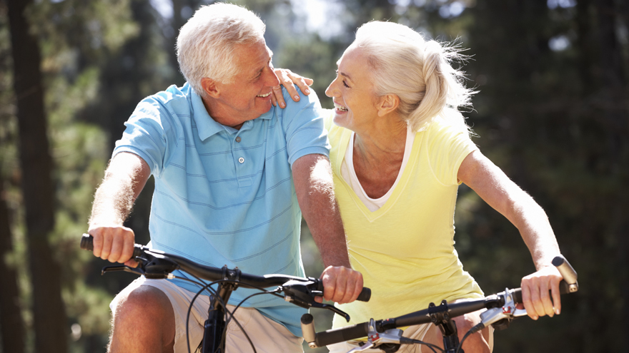 Exercise can help in the long term