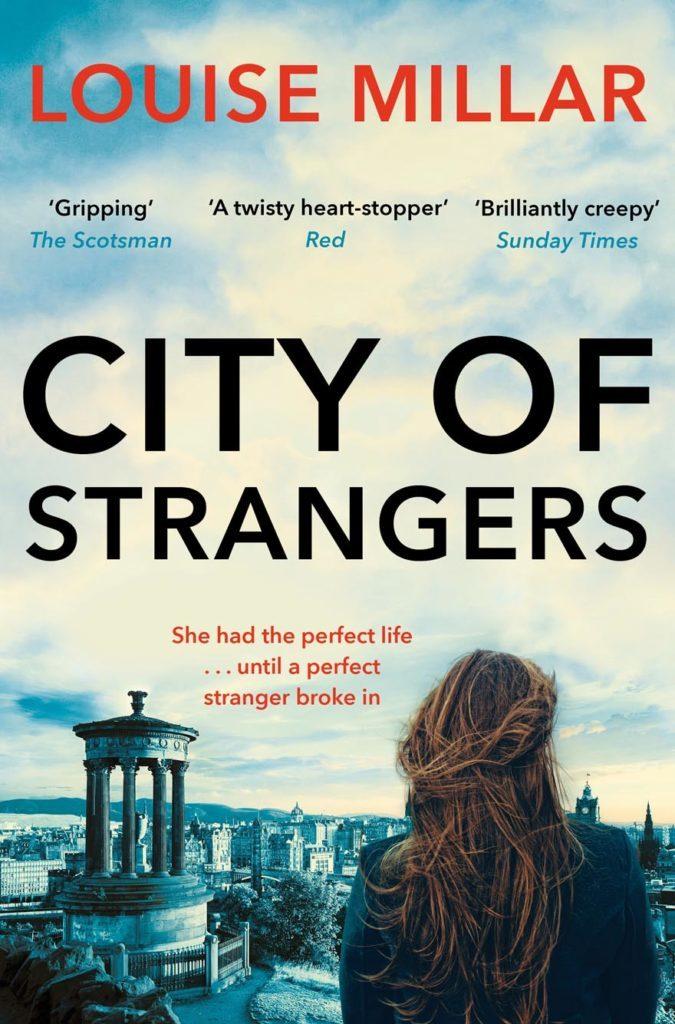 City of Strangers cover