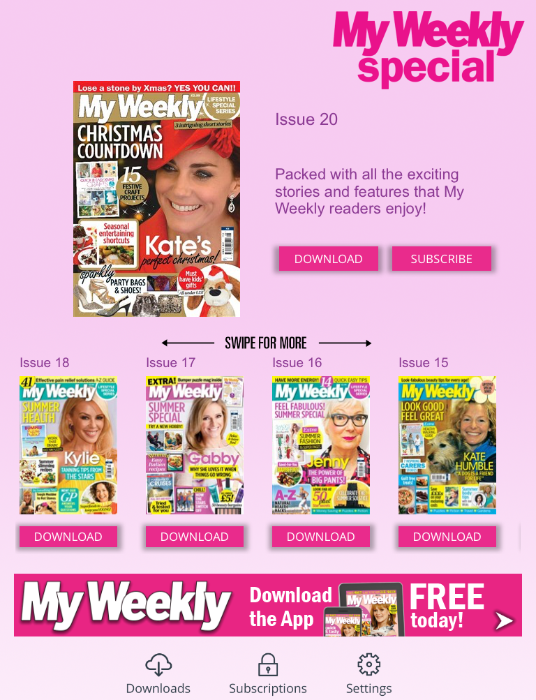 My Weekly Digital Edition