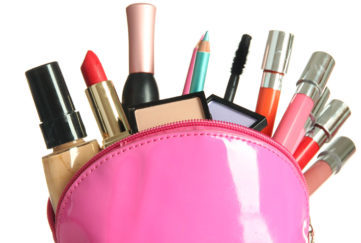 A selection of make-up Pic: Rex/Shutterstock