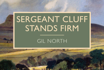 Book cover of Sergeant Cluff Stands Firm