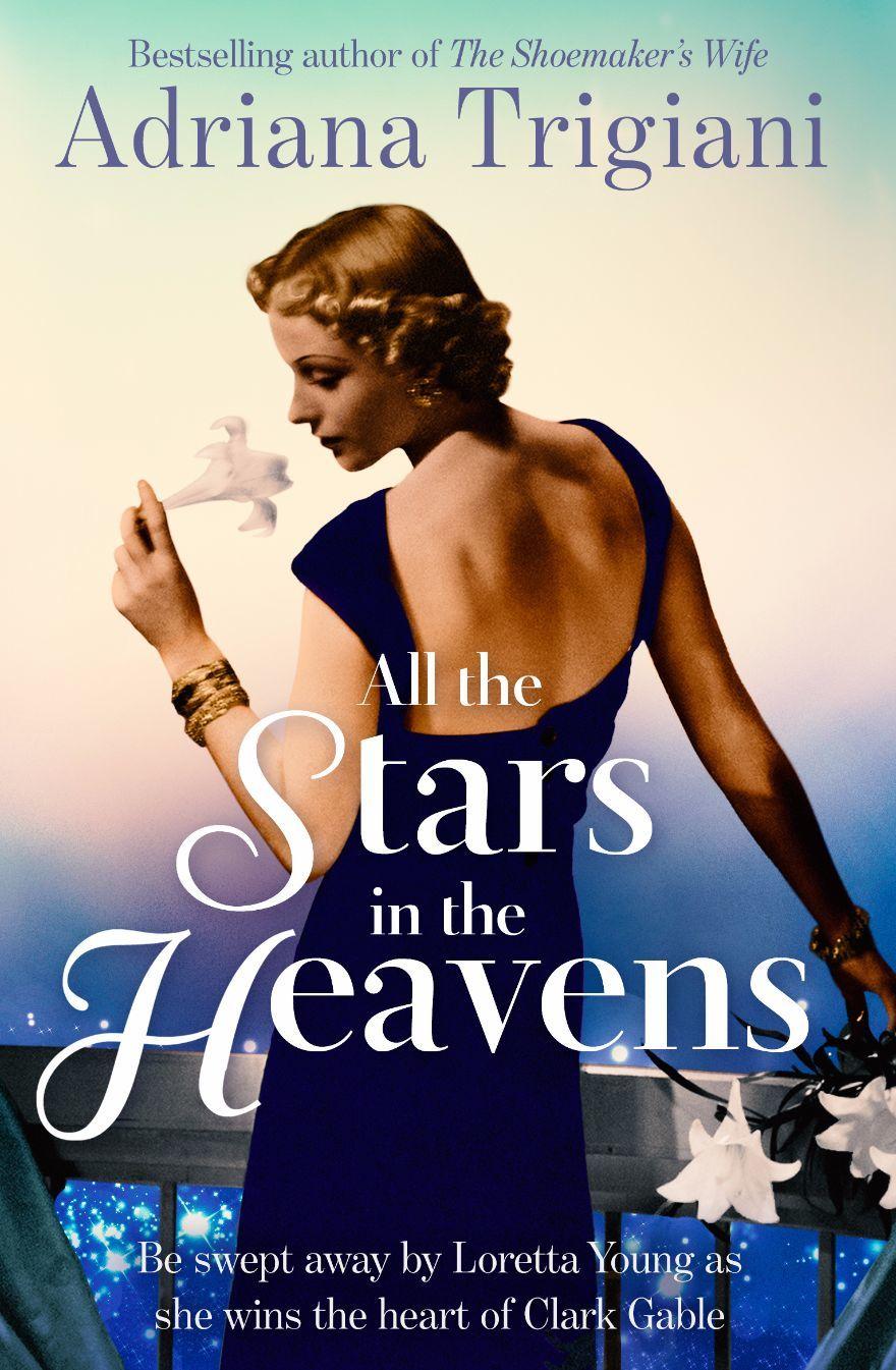 Book Cover Adriana Trigiana All The Stars In Heaven