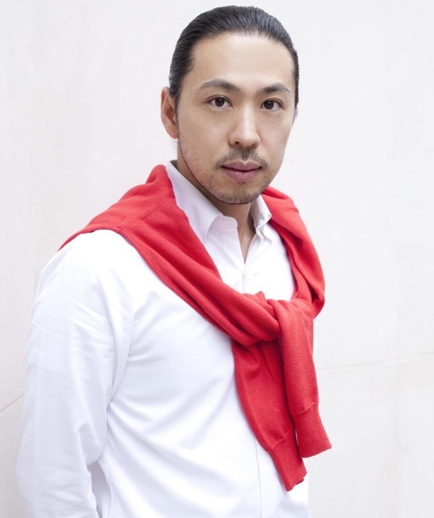 Hiro Miyoshi of Hiro Miyoshi Hair & Beauty Salon, Mayfair