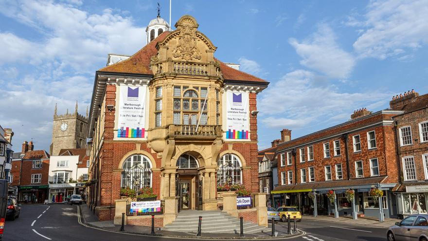 Marlborough Literary Festival 2016