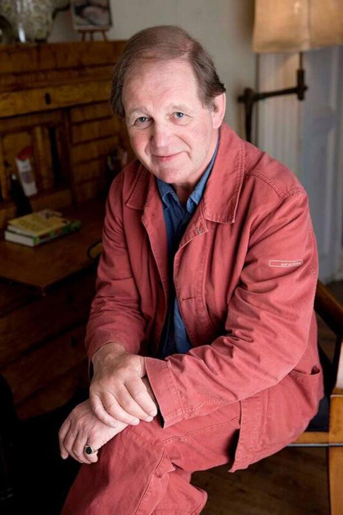 Author Michael Morpurgo