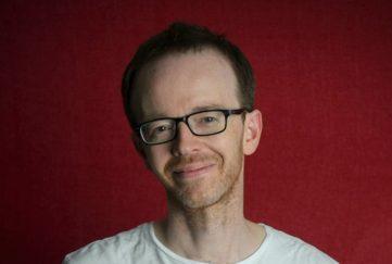The Devils Work author Mark Edwards