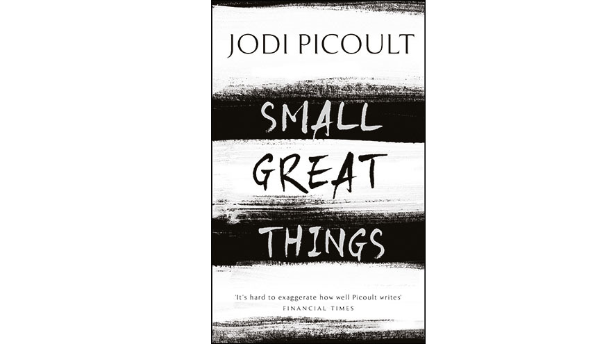 Small Great things by Jodi Picoult book cover
