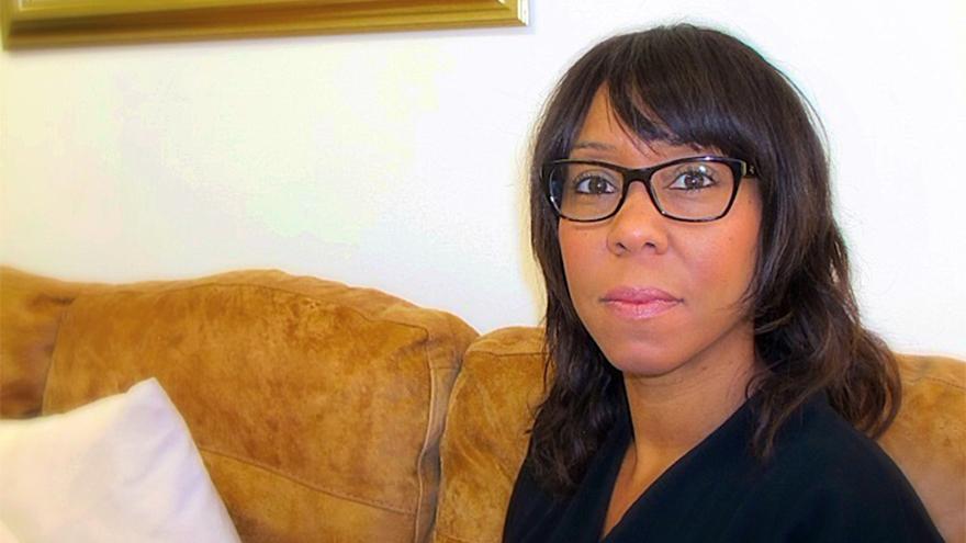 Psychotherapist Samantha Carbon