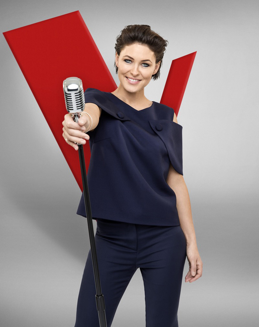 Emma Willis - (C) Wall To Wall - Photographer: Guy Levy
