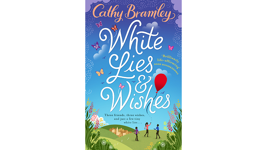 Book cover of White Lies & Wishes