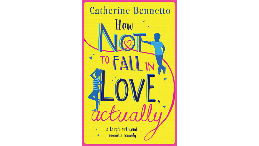 How Not to Fall In Love actually book cover