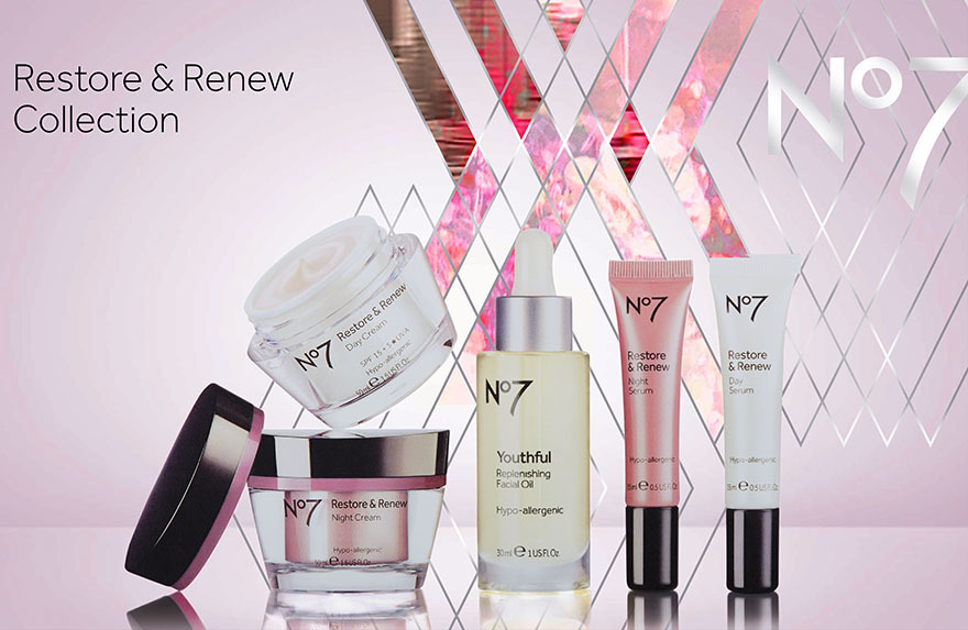No 7 Restore and Renew Collection