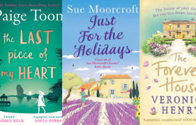Summer Reads covers