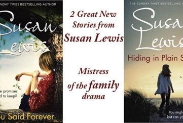 Susan Lewis new titles