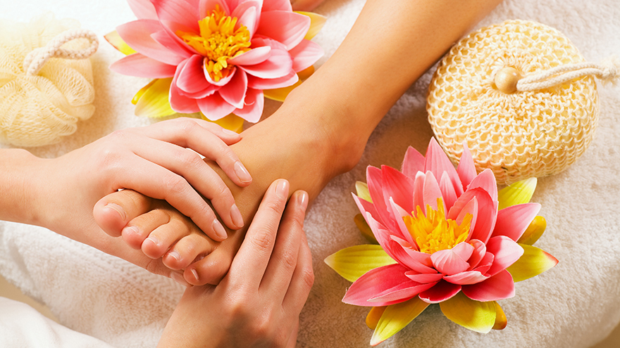 Healing Benefits Of Foot Reflexology