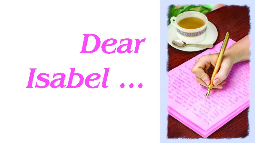 Dear Isabel letter