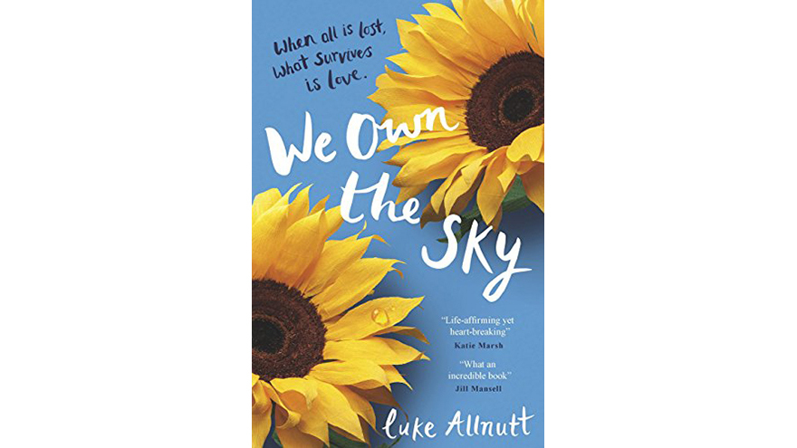 We Own the Sky bookcover