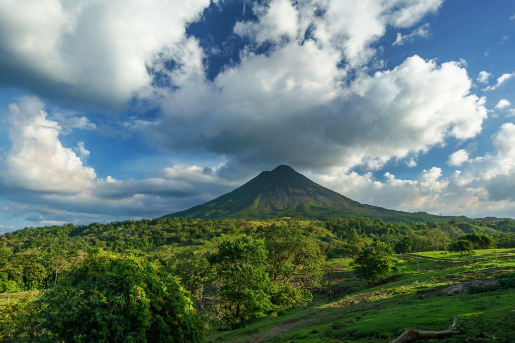 Tenorio Volcanic National Park