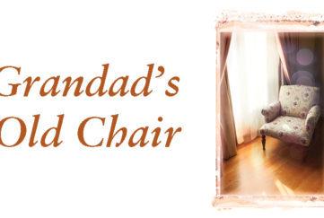 Grandad old chair