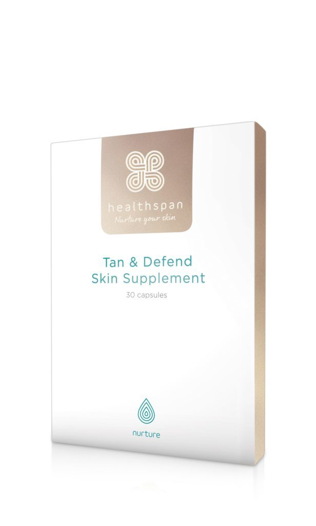 Tan and defend supplement
