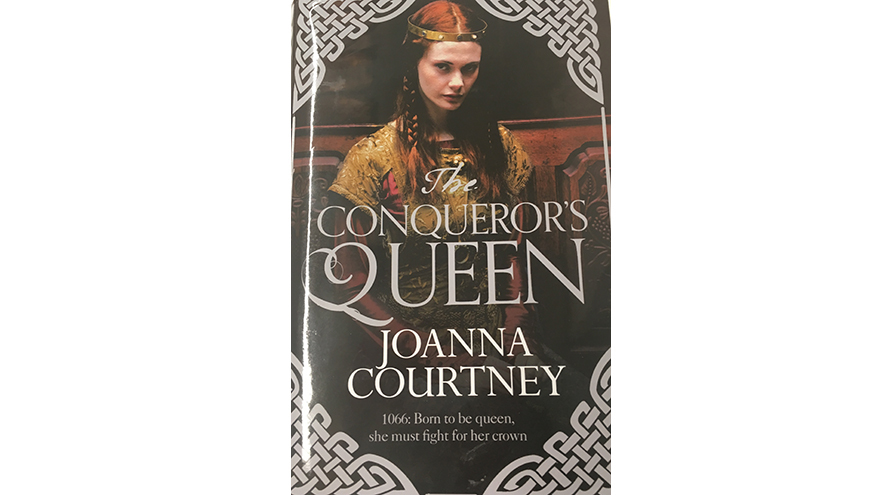 The Conquerors queen book cover