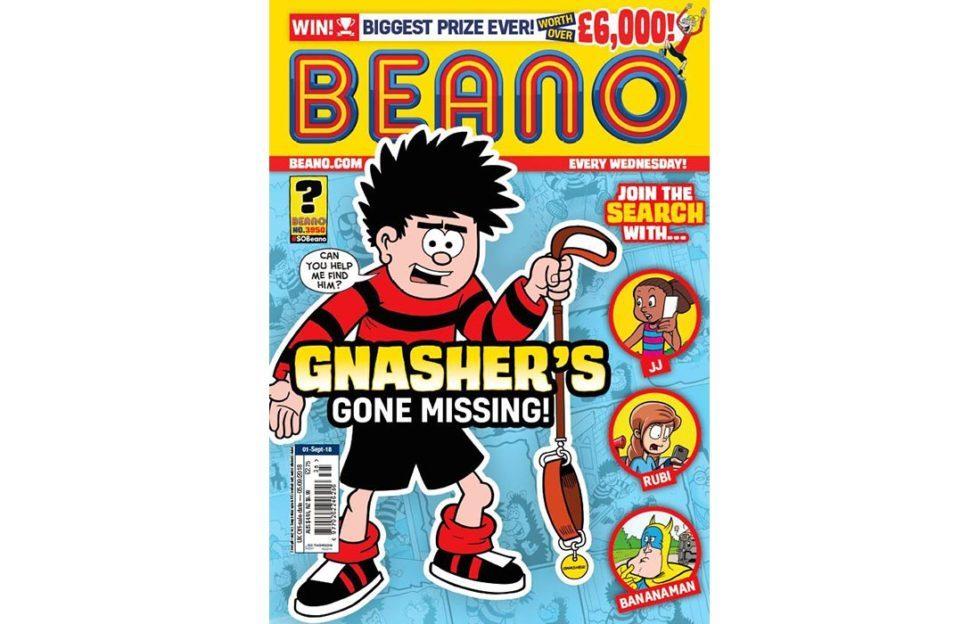 Beano Cover