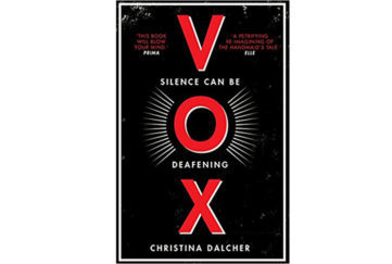 Vox book cover